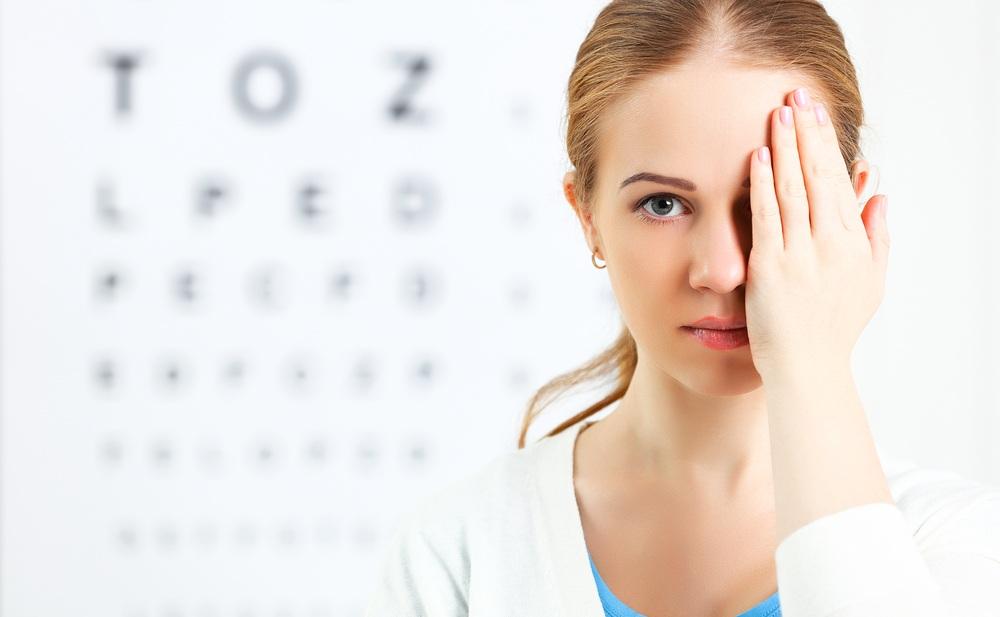תא לחץ כטיפול באבדן ראייה